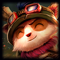 Teemo Chiến tranh nhanh