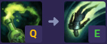 Singed Toc Chien combo
