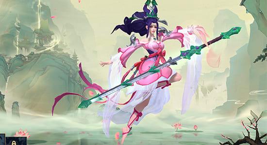 Skin Janna Sacred Sword