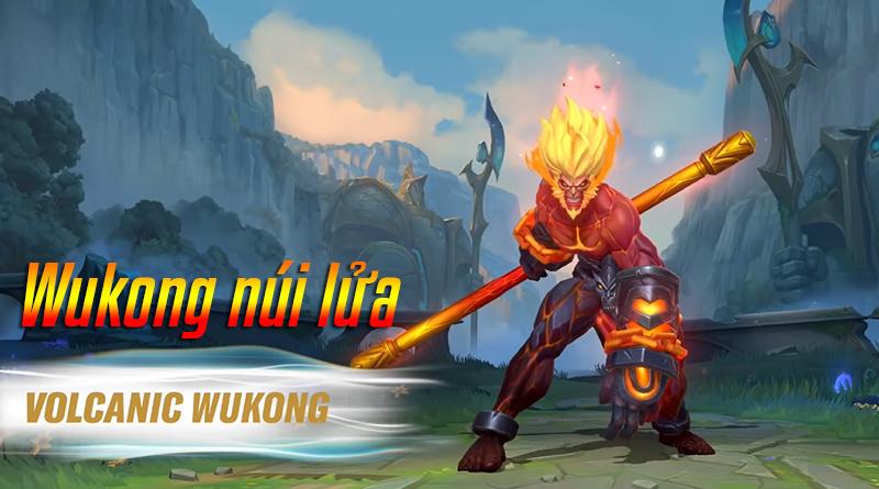 Wukong Volcano of Rapid War
